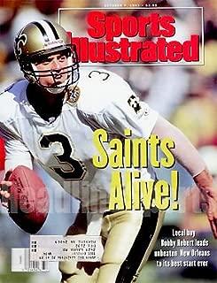 1991 Bobby Hebert New Orleans Saints Sports Illustrated