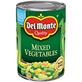 Del Monte Canned Mixed Vegetable
