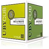 Vin blanc - BIB 5L UBY CUB Côtes de Gascogne vin blanc sec