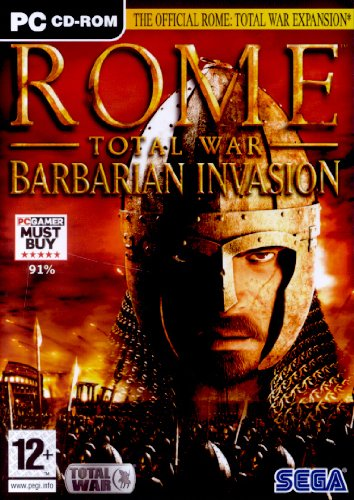 Rome Total War Barbarian Inv Exp (PC DVD)