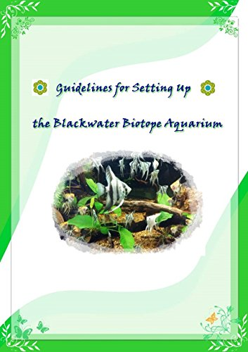 Guidelines for setting up The Blackwater Biotope Aquarium (English Edition)