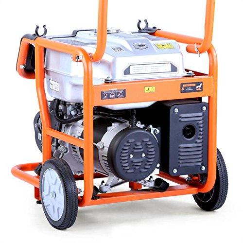 Fuxtec Stromerzeuger 12KW Motor - 3