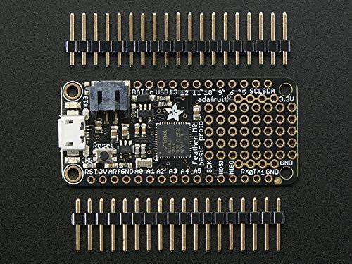 Adafruit Feather M0 Basic Proto - ATSAMD21 Cortex M0 [ADA2772]