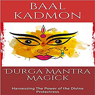 Durga Mantra Magick cover art