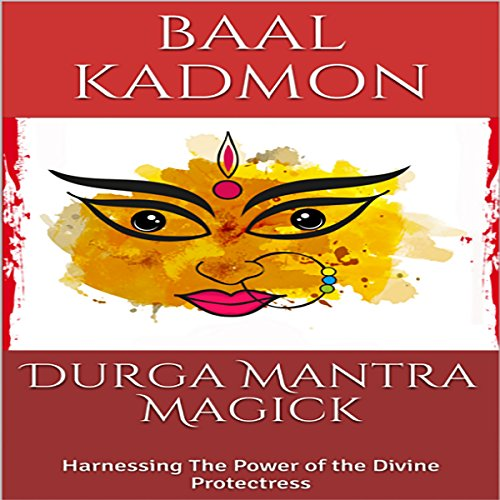 Durga Mantra Magick audiobook cover art