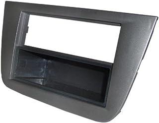 Toledo 5P 2004-2009 con Adattatore CANBUS Doppio DIN 2DIN Mascherina autoradio per Seat Altea KG Watermark Vertriebs GmbH /& Co Colore: Antracite Altea XL