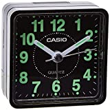 Casio Collection Despetador TQ140, Negro, 1-Pack