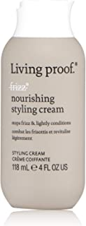 Living Proof No Frizz Nourishing Styling Cream, 4 Ounce