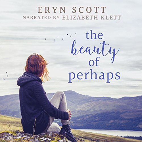 The Beauty of Perhaps audiobook cover art