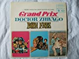 Various - Themes From The Great Motion Pictures Grand Prix / Doctor Zhivago / Born Free - Music For Pleasure - MFP 1243