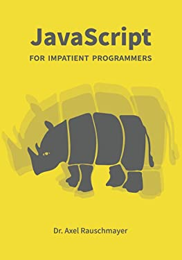 JavaScript for impatient programmers
