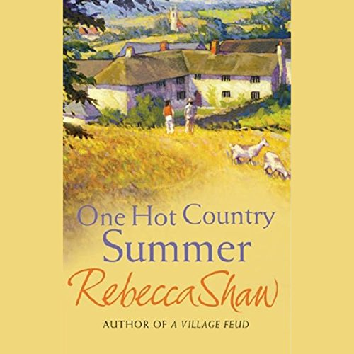 One Hot Country Summer audiobook cover art