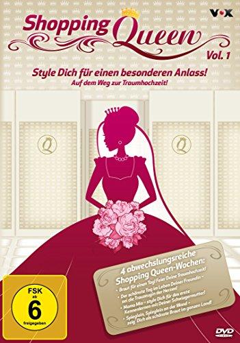 Shopping Queen - Style Dich für einen besonderen Anlass! [4 DVDs]