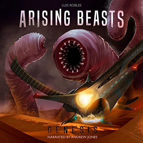 Arising Beasts: Genesis audiobook cover art