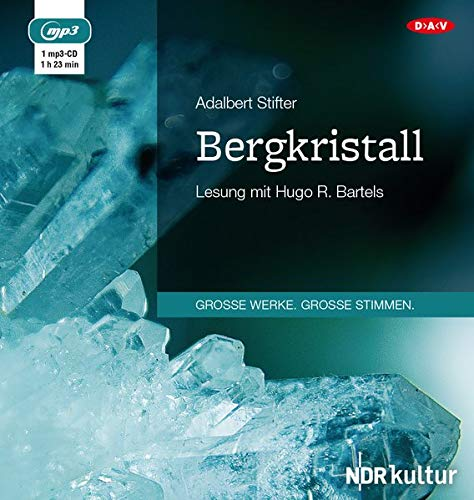 Bergkristall (1 mp3-CD)