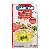 S.MARTINO - Brodo Pronto Manzo 1 Litro - 1000 Gr