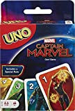 UNO Captain Marvel Kids and Family Card Game
