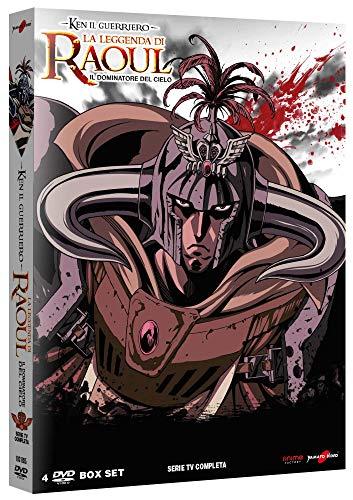 Ken Il Guerriero- La Leggenda di Raoul Dominatore Del Cielo (Collectors Edition) (4 DVD)