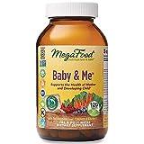 MegaFood - Baby & Me Multivitamin - 120Compresse vegetariane