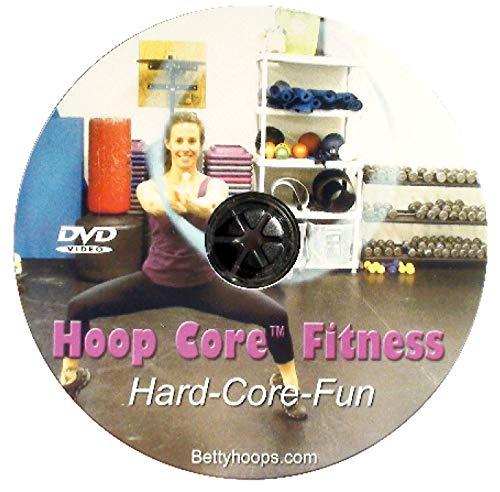 Betty Hoops Revolve 2 Evolve - Hoop Core Fitness DVD - Weight Loss Workout - Beginner to Advanced Fun Fitness