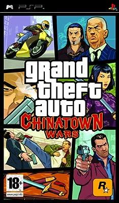 GRAND THEFT AUTO, Chinatown Wars (GTA)