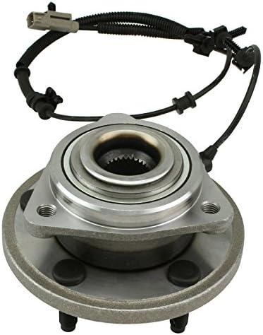 WJB WA512339 Rear Wheel Hub Bearing Assembly Interchange 512339 HA590103 BR93063