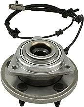 WJB WA513234 - Front Wheel Hub Bearing Assembly - Cross Reference: Timken HA590036 / Moog 513234 / SKF BR930634