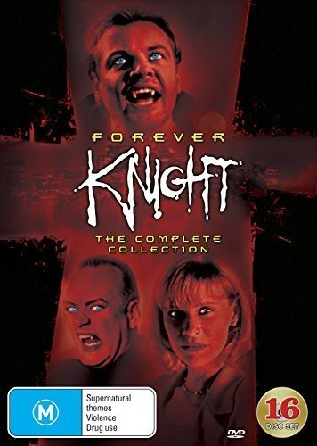 Forever Knight: Complete Collection 3 seasons(16 discs set)