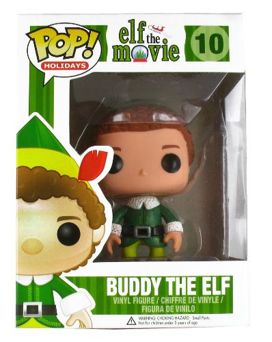 Funko - POP Movie - Buddy the Elf