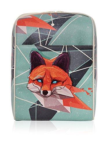 DOGO Rucksack Red Fox mehrfarbig