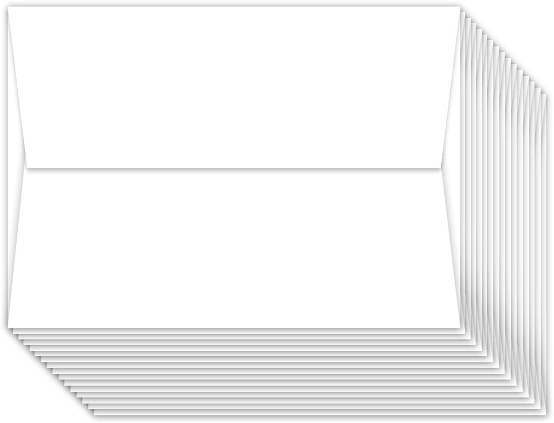 A7 Envelopes - Bright Weiß - - - 28lb 70lb (5 1 4 X 7 1 4) - 100 Envelopes - Superfine Brand Envelopes by Superfine Printing Inc. B00SBSHVFK | Moderne und elegante Mode  be67c0