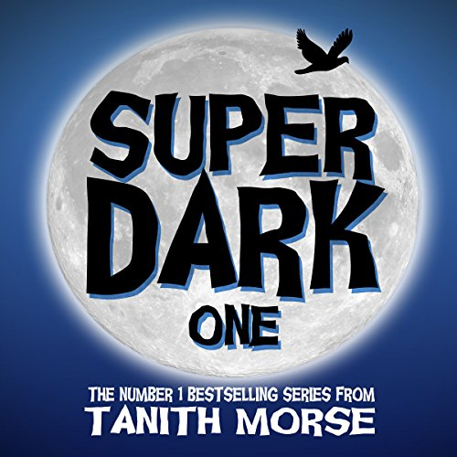 Super Dark 1 audiobook cover art