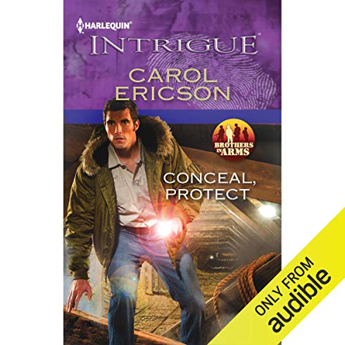 Conceal, Protect audiobook cover art