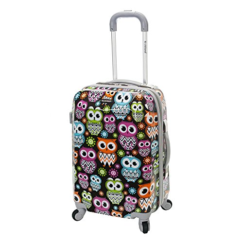 Rockland 20-inch polycarbonate carry-on