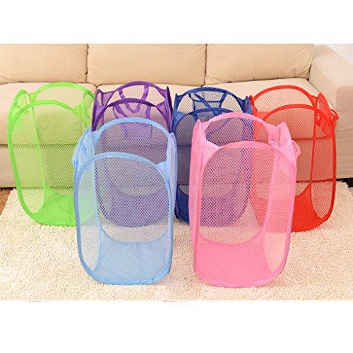 Cestos de ropa infantiles de colores