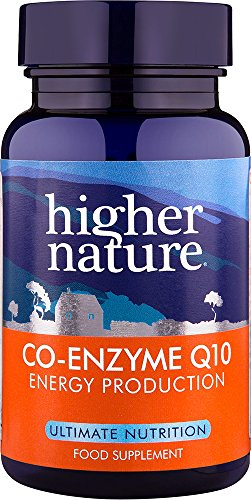 Higher Nature Co-Enzyme Q10 30mg - 30 Tablets