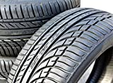 Set of 2 (TWO) Fullway HP108 All-Season Performance Radial Tires-205/55R16 205/55/16 205/55-16 91V Load Range SL 4-Ply BSW Black Side Wall