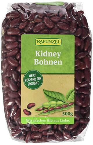 Rapunzel Kidney Bohnen, rot, 3er Pack (3 x 500 g) - Bio