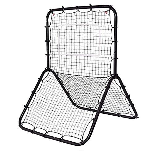 Red de Entrenamiento de béisbol y softbol Rebote ayudas a la formación Formación neta de béisbol Net Target Practice Huelga de los disparos a gol Juego enseñar a los niños rebote neto a una cara red d