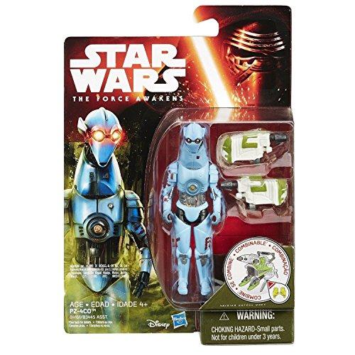 Star Wars The Force Awakens 9.5cm Figur ~ PZ-4CO