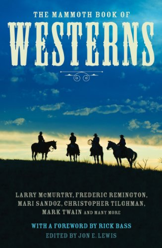 The Mammoth Book of Westerns (Mammoth Books 392)