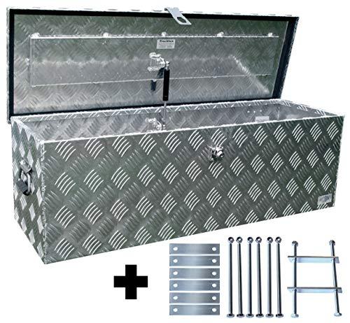 Preisvergleich Produktbild Truckbox D100 + MON 2014 Montagesatz,  Werkzeugkasten,  Deichselbox,  Transportbox