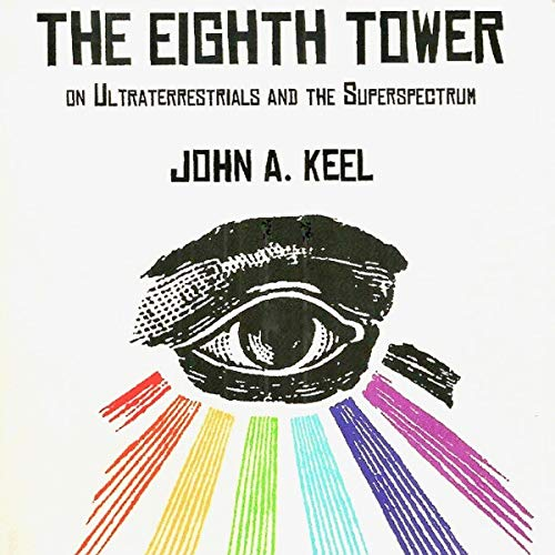 The Eighth Tower audiobook cover art