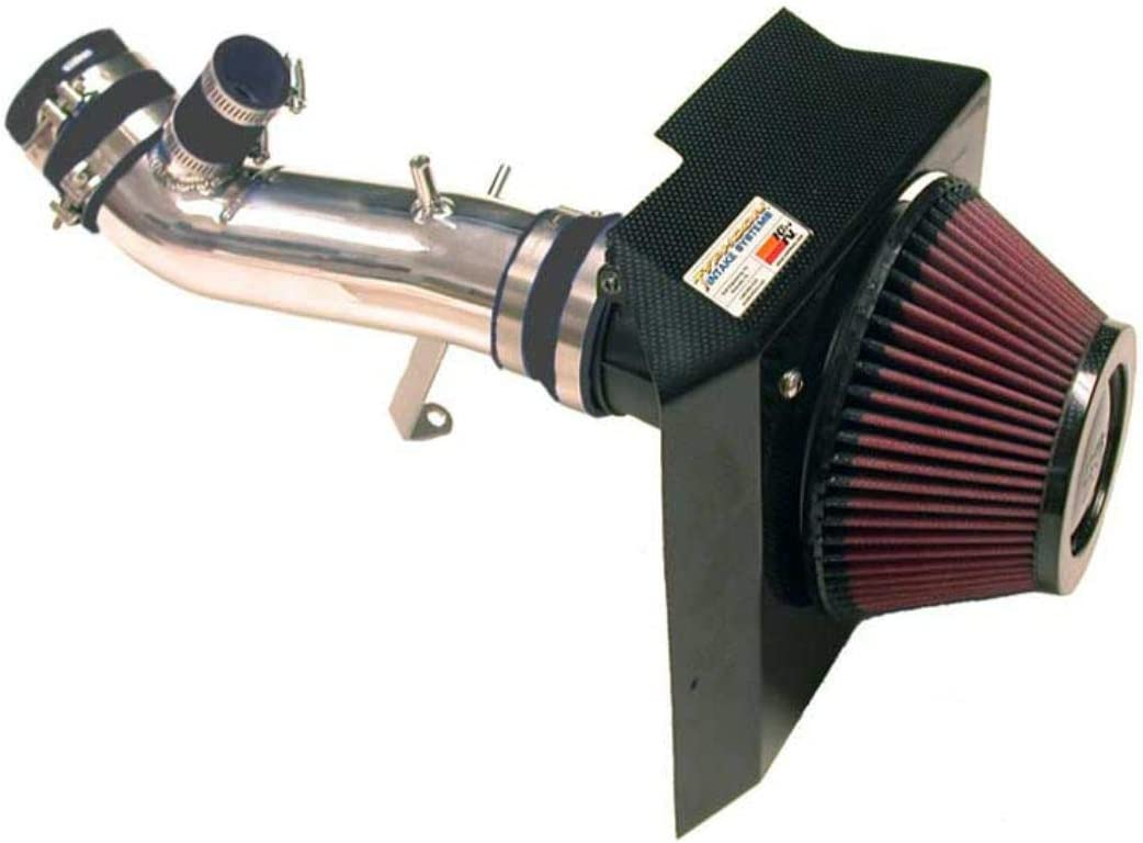 Complete Free Shipping KN Cold Air Intake Kit: High Max 73% OFF Increas Guaranteed to Performance
