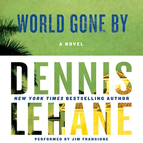 World Gone By audiobook cover art