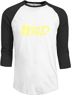 Wild Troye Sivan EP Blue Neighbourhood Man Athletic Shirts