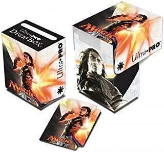 Magic: the Gathering - MTG Magic Origins Planeswalker Gideon Jura Vertical Deck Box