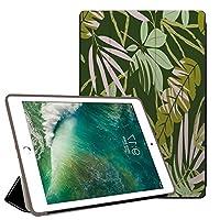 PRINDIY iPad pro 9.7 2016/iPad Pro カバー, 耐衝撃 三つ折りブラケット 指紋防止 落下抵抗 PU + PC 3つ折り スタンド機能付き 背面シェルケース iPad pro 9.7 2016/iPad Pro Case-H76