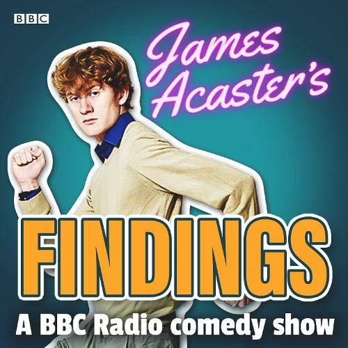 James Acaster's Findings cover art
