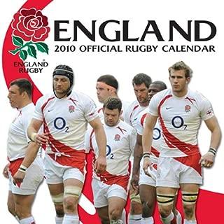 Official England Rugby 2010 Calendar